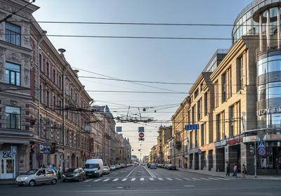 The Gorokhovaya Street