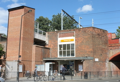 Gospel Oak Railway Station