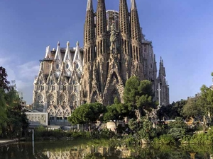 The Gothic Quarter & El Born & Sagrada Familia Photos