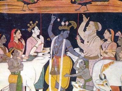 Govardhana Mola Ram
