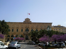 Governmental Palace Of Malta