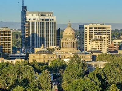 Govt. Bldg In Boise ID