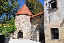 Grad Otocec Architecture
