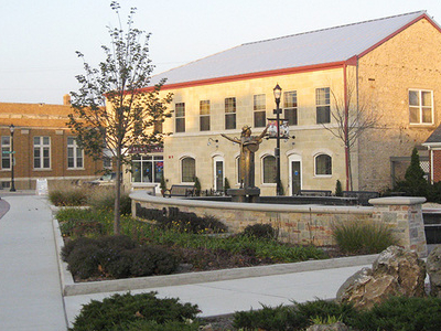 Grafton   W I   Paramount  Plaza