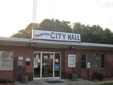 Grambling City Hall