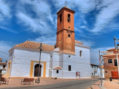 Granada - Guadix - Albuñán - Spain