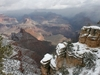 Grand Canyon National Park In Winter - Arizona - USA