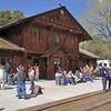 Grand Canyon Train Depot - Arizona - USA