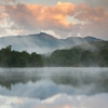 Grandfather Mountain - Julian Price Lake - North Carolina