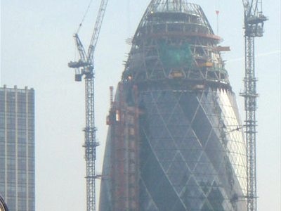 Grand  Gherkin  Of  The  Skies