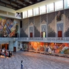 Grand Hall With Murals - Oslo Radhus