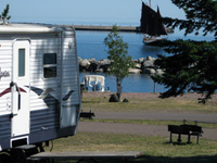 Grand Marais Rv Park And Campground