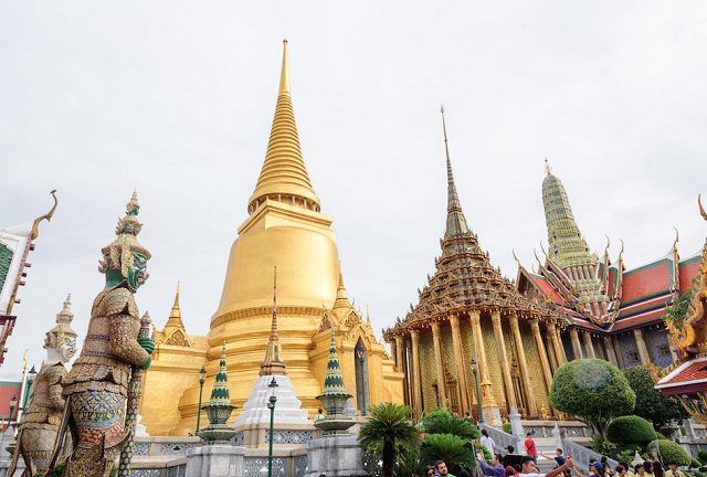 Highlights of Bangkok Day Trip Photos