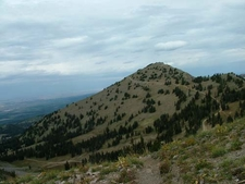 Grand Targhee Freds Mountain Trail