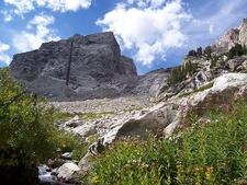 Grand Teton Black Dyke - Wyoming - USA