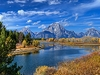 Grand Teton National Park Landscape