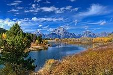 Grand Teton National Park Landscape