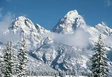 Grand Teton Winter - Wyoming - USA