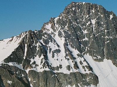 Granite Peak - Park - Montana