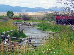 Subvención Kohrs Ranch National Historic Site