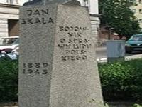 The Grave of Jan Skala