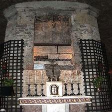 Grave Of Saint Francis