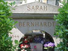 Grave Of Sarah Bernhardt