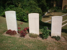 Graves Of Casualties Of The First World War