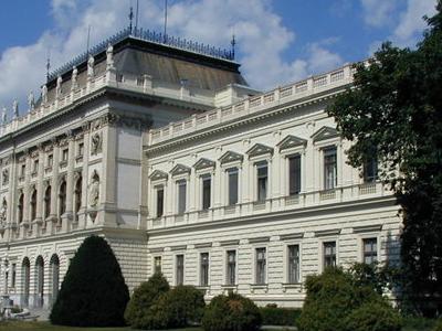 Graz  University Main  Front