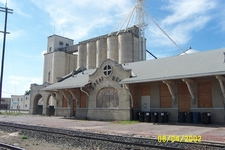 Great Bend Train Station Grain Elevator