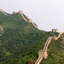 Great Wall Along Peak