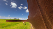 Great Wall Of Corten - Glorit - Auckland Region - North Island