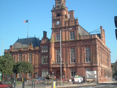Great  Yarmouth  Town  Hall