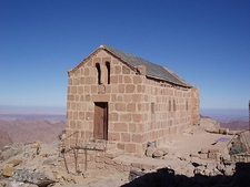 Greek Orthodox Chapel - Mount Sinai