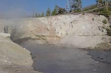 Green Dragon Spring - Yellowstone - USA