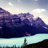 Green Lakes Mountain - Grand Tetons - Wyoming - USA