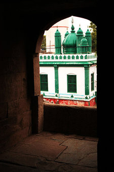 Green Mosque Khambhat