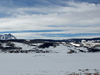 Green Mountain Reservoir In Winter