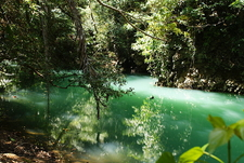 Green River Inside The National Park