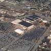Greensboro NC Coliseum Complex Aerial View