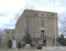 Greenup County 2 C Kentucky Courthouse