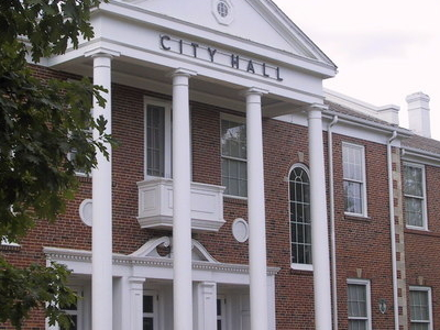 Greenville  A L  City  Hall