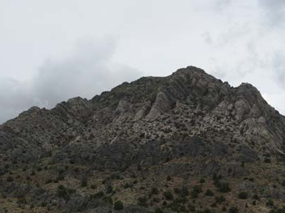 Grey Dome Burnt Springs Range