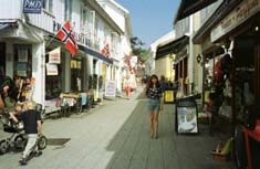 Grimstad Town