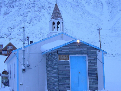 Grise  Fiord  Church