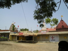 Temple View From Exterior