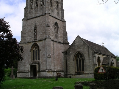 The Church In Grittleton