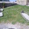 Grobovi Ispred Manastira Djurdjevi Stupovi