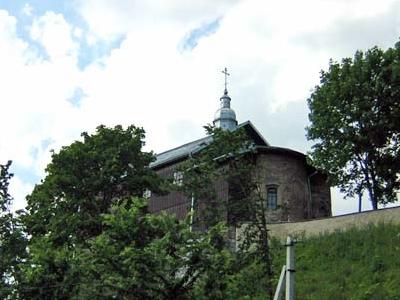 Orthodox Church Of Sts. Boris And Gleb