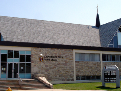 Grosvenor Park United Church
